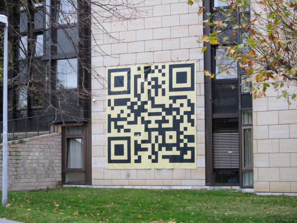 QR-Code Landtag NRW