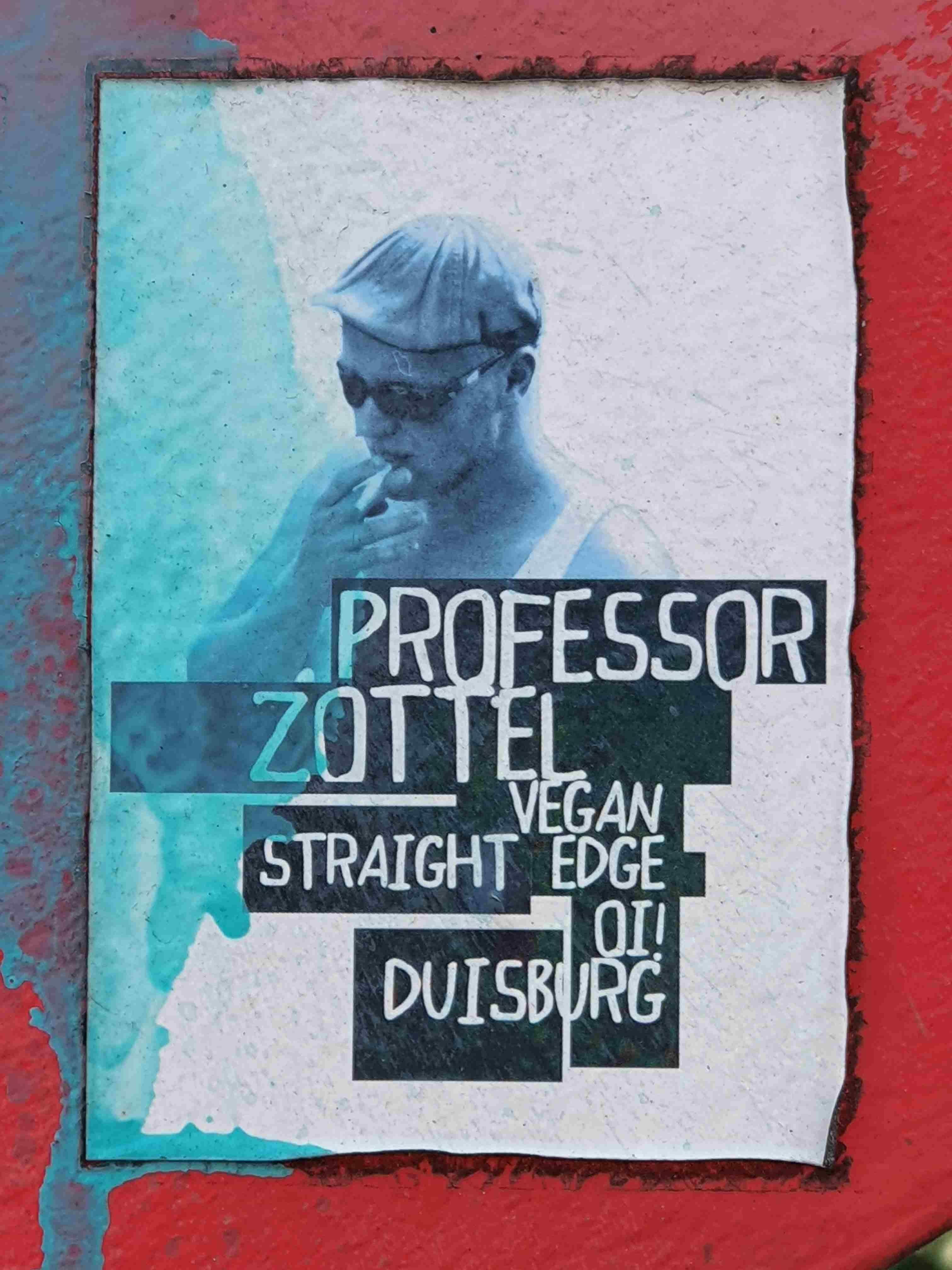 Professor Zottel