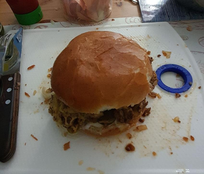 Matschburger