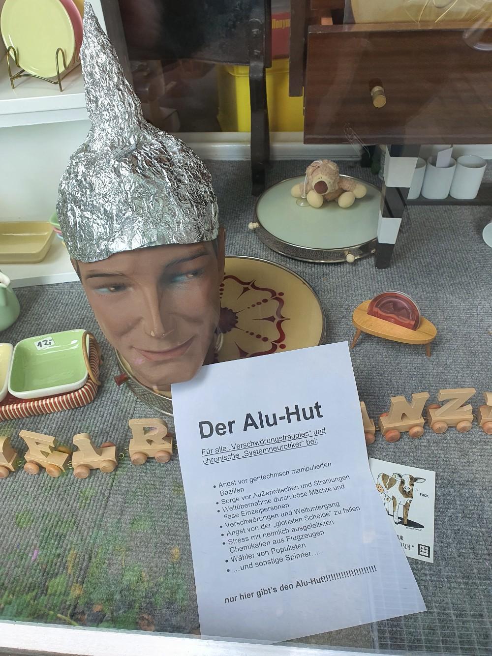 Alu-Hut