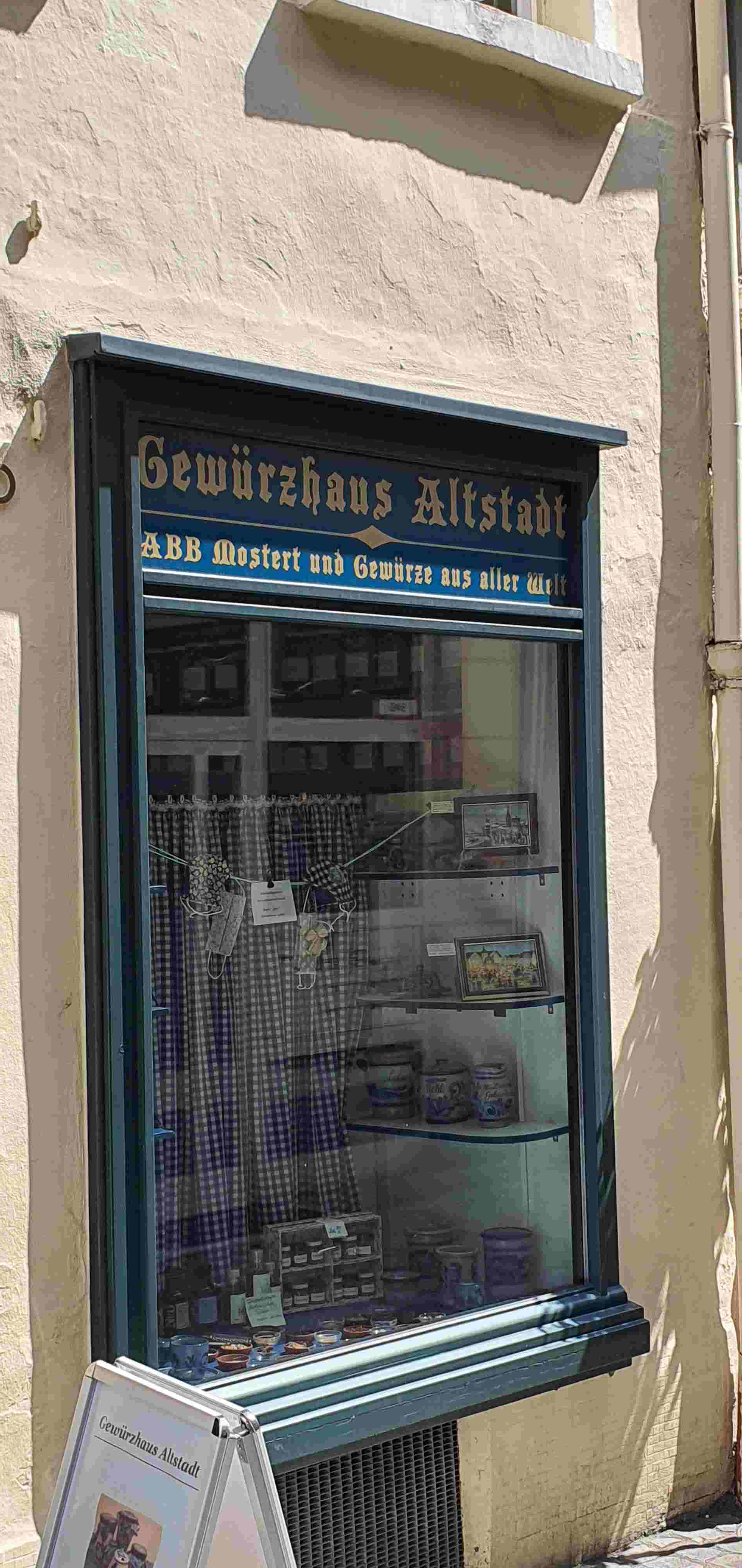 Gewürzladen Düsseldorf Altstadt