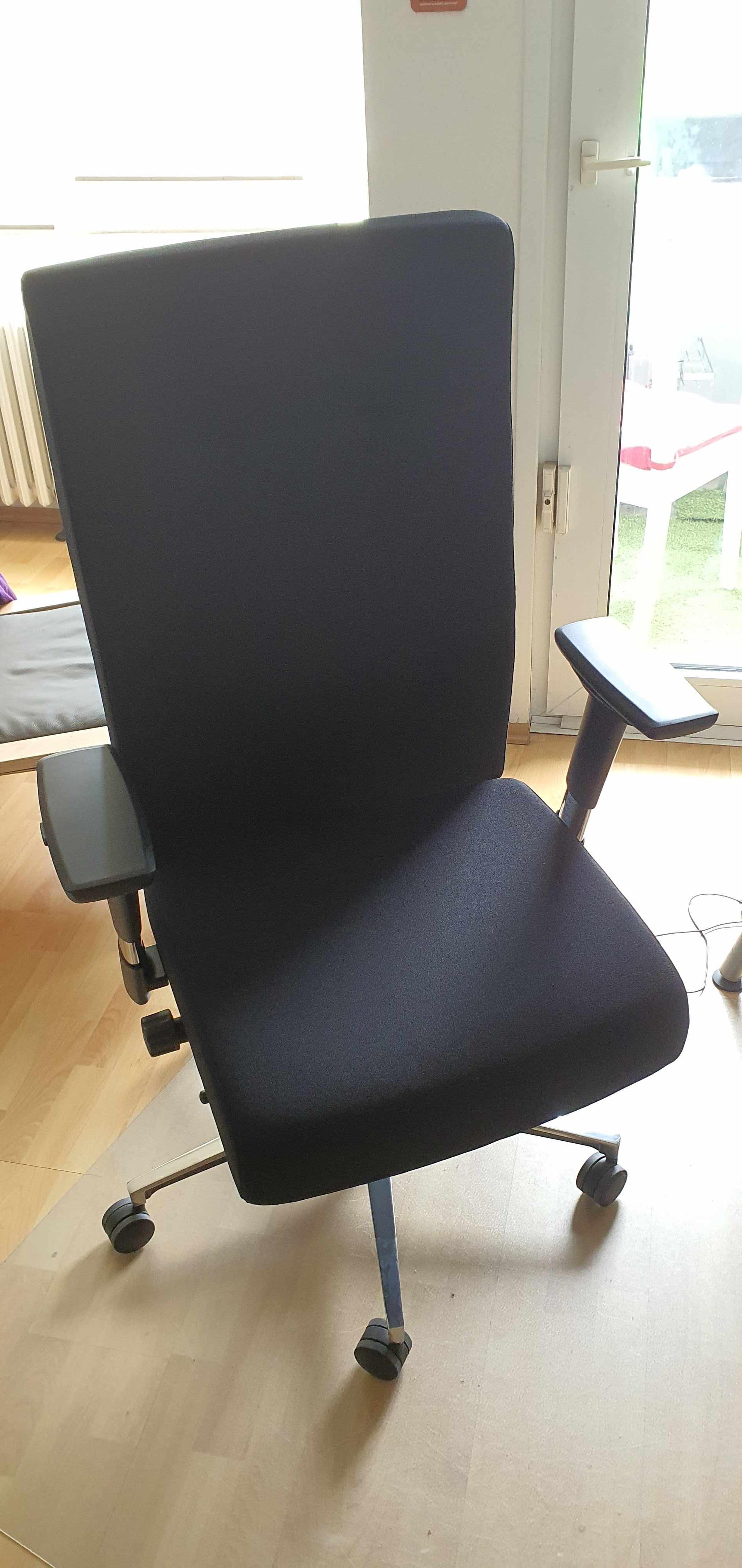Mein neuer Bürostuhl