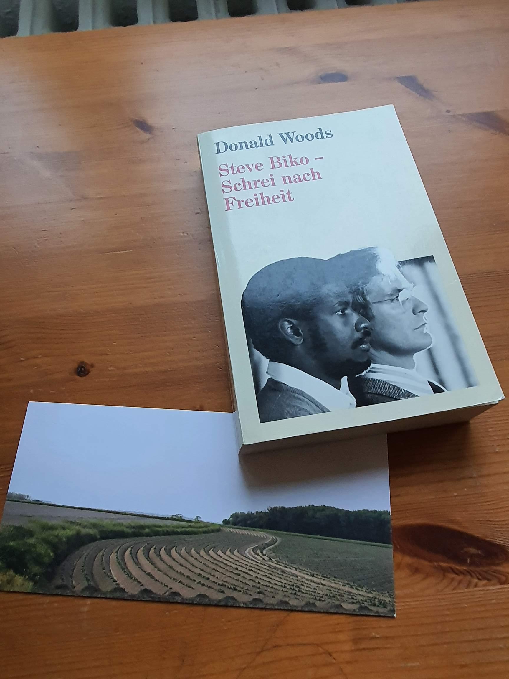 Donald Woods: Biko - Schrei nach Freiheit