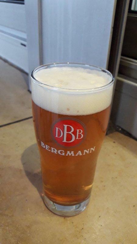Bergmann-Bier in Dortmund